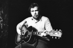 Dave Van Ronk Performing In NY